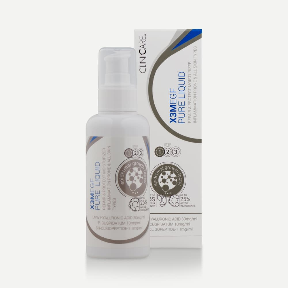 004183 : Tonique anti-inflammatoire enrichi en EGF 100 mlEGF Extra AI Toner (Pure) / X3M EGF Pure Liquid
